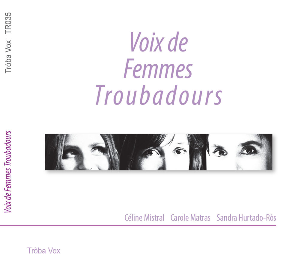 Voix de femmes troubadours