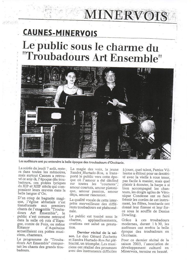 2006 - La Depêche