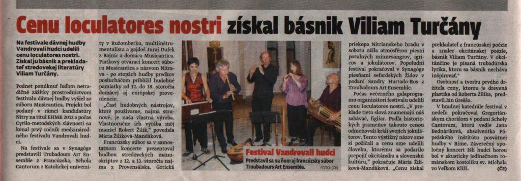 2009 -Nitrianske noviny