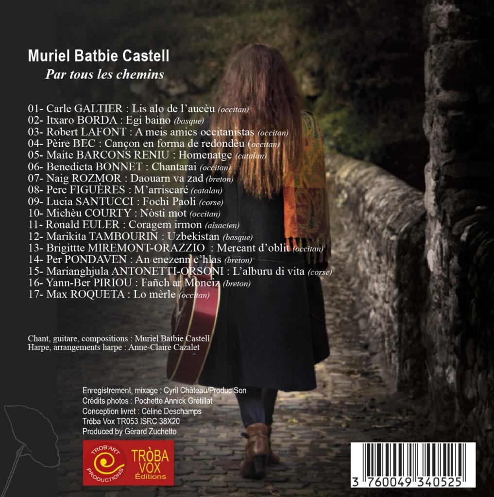 Muriel Batbie Castell