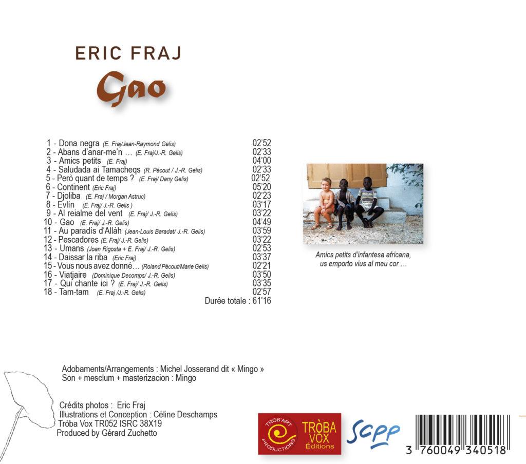 Gao Eric Fraj