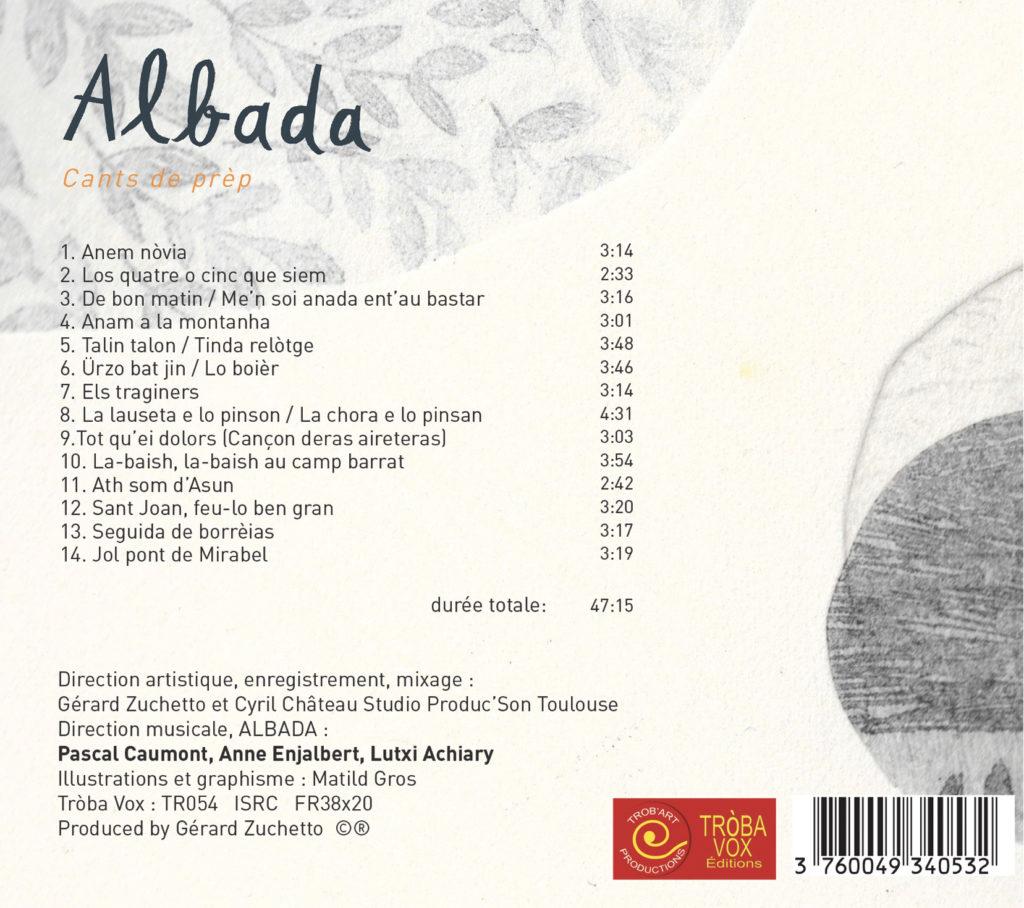 TR054 Albada